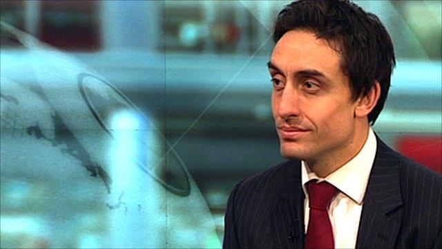 BBC Sports Editor David Bond