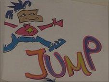 Clare's Jump logo