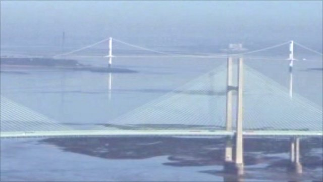 The Severn crossings