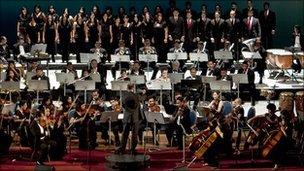 The Symphony Orchestra of Sri Lanka