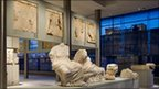 Parthenon Gallery in the New Acropolis Museum (Photo: Nikos Daniilidis)