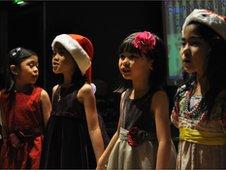 Filipino Christmas Party December 2010, Yeovil