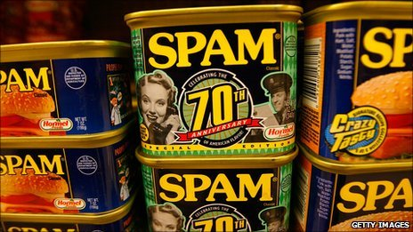 Spam products