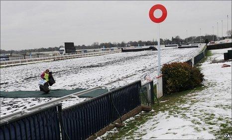 Kempton Park on 23 December