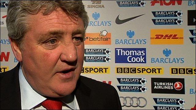 Sunderland boss Steve Bruce lauds 'impressive' Man Utd
