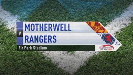 motherwell vs rangers - photo #35