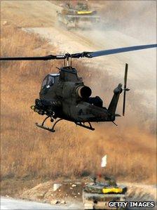 South Korean military exercise