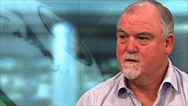 Former England captain Mike Gatting
