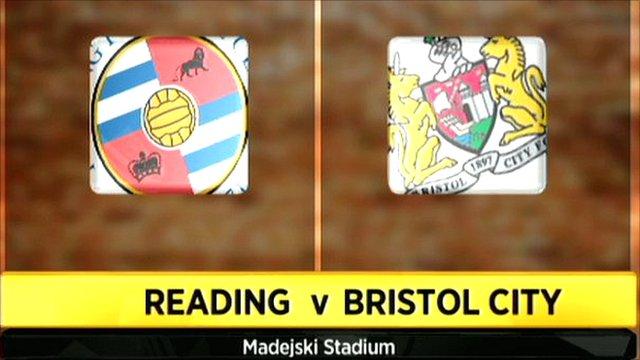 Reading v Bristol City