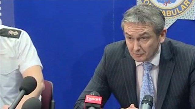 Detective Chief Inspector Phil Jones, the Senior Investigating Officer