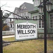 Meredith Wilson's boyhood home