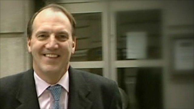 The deputy leader of the Liberal Democrats, Simon Hughes