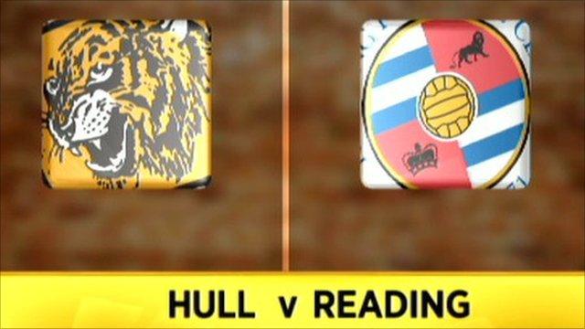 Hull 1-1 Reading