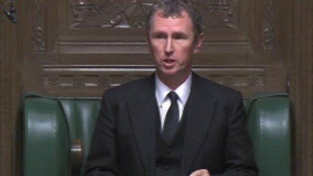 Nigel Evans, Deputy Commons Speaker