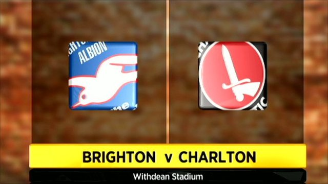 Highlights - Brighton 1-1 Charlton
