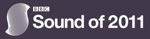 Sound of 2011 logo