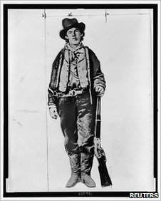 Billy the Kid (undated photograph)