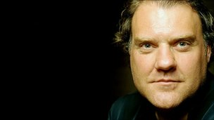 Welsh singer Bryn Terfel