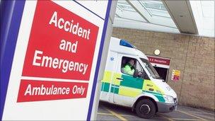 Ambulance (Library)