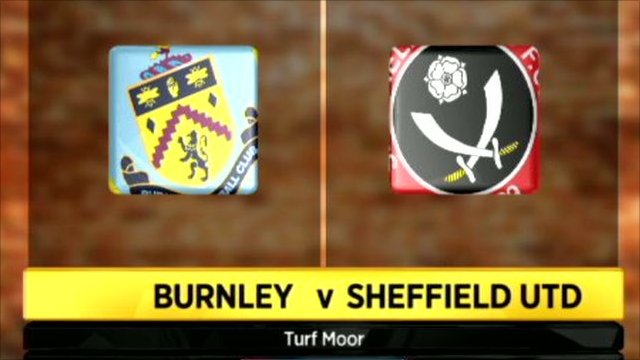 Burnley 4-2 Sheffield United