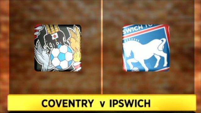 Coventry v Ipswich
