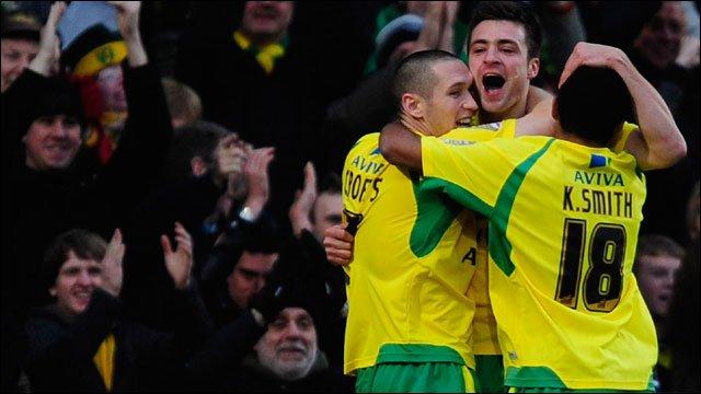 Norwich v QPR