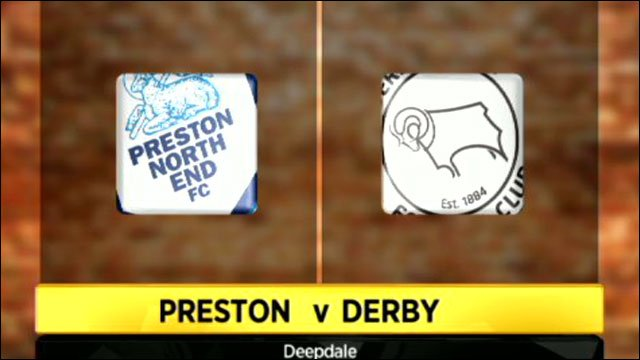 Preston v Derby