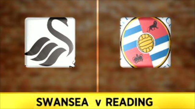 Swansea 1-0 Reading