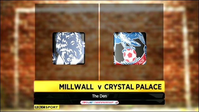 Millwall 3-0 Crystal Palace