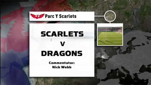 Highlights - Scarlets 21-15 Dragons