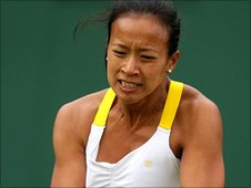 British number two Anne Keothavong