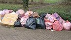 Rubbish in Milton Keynes
