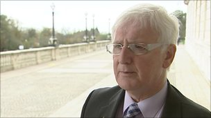 East Londonderry MLA David McClarty