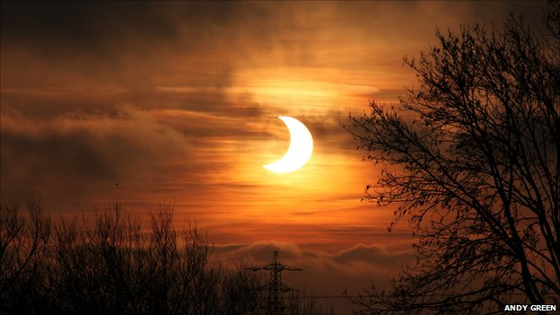 Partial eclipse (Andy Green)