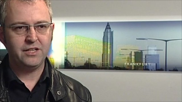 Mike Butcher, technology blogger