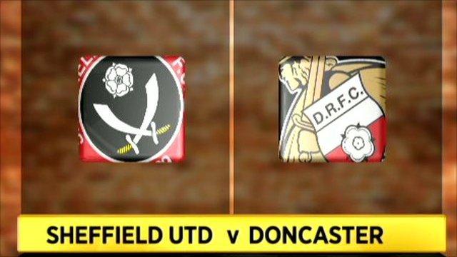 Sheffield Utd v Doncaster