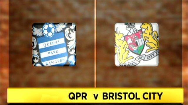 QPR v Bristol City