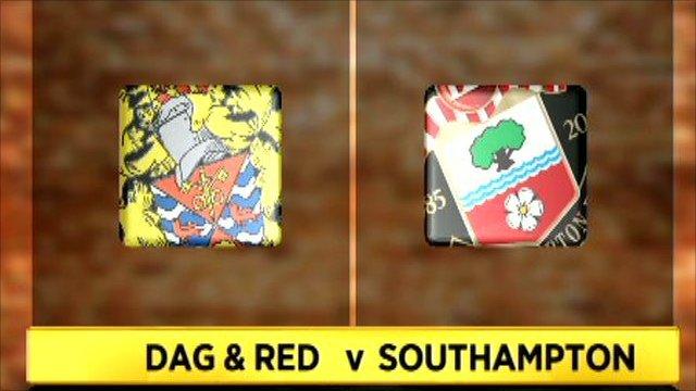 Dag & Red v Southampton