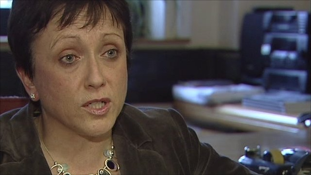 Dr Lorraine Doherty said all pregnant women would be asked to get the swine flu vaccine
