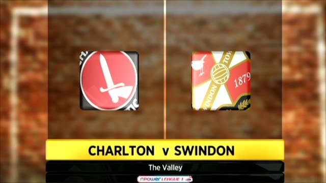 Charlton 4-2 Swindon