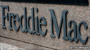Freddie Mac sign
