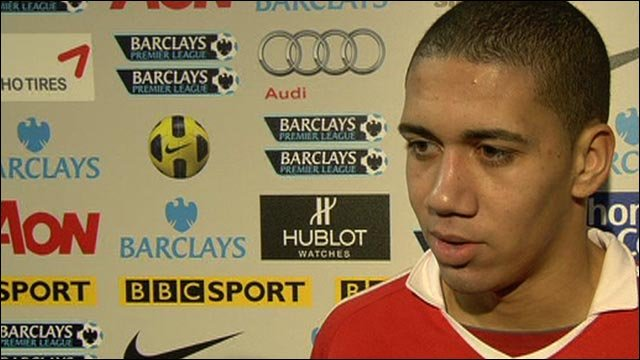 Man Utd's Chris Smalling