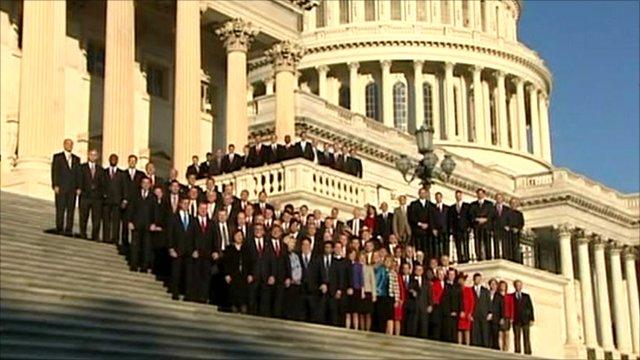 US Congress photo-call