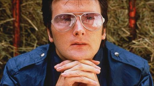 Singer/songwriter Gerry Rafferty