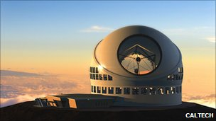 Thirty Meter Telescope (Caltech)
