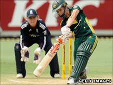 Australia skipper Alex Blackwell hits out