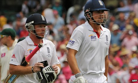 Ian Bell, Alastair Cook