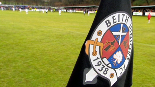 Beith v Airdrie United