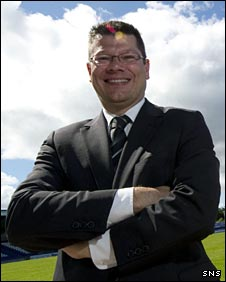 SPL chief excutive Neil Doncaster