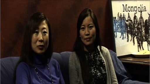 2012 lives: From Mongolia to London